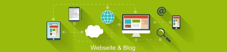 Webseite & Blog - KMU Academy