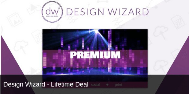 Design Wizard - Lifetime Deal