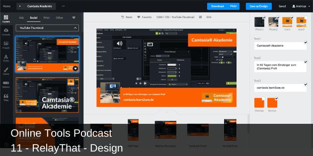 RelayThat - Design